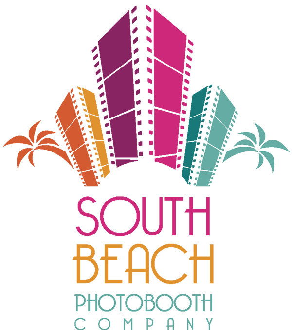 The South Beach Photo Booth Company Logo